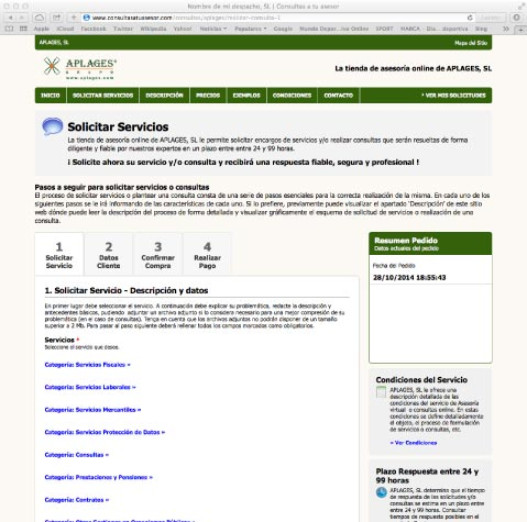 jemplo Plataforma Asesoria Online 2