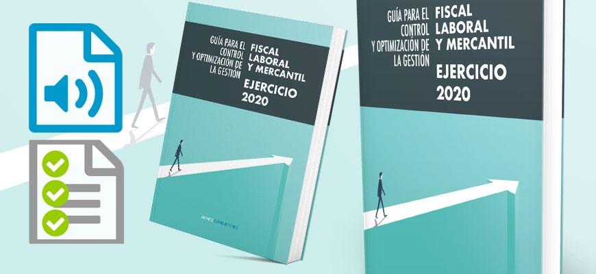 Guía gestión fiscal, laboral y mercantil 2019