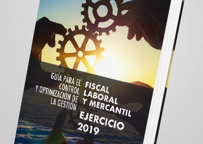 Guía con herramientas para el control y optimización de la gestión fiscal, laboral y mercantil del ejercicio 2019