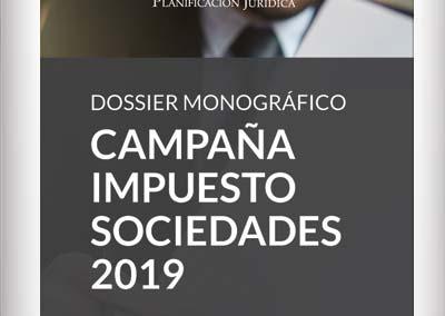 Campaña Sociedades 2019