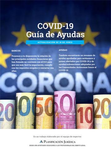 Informe Covid-19 Guía de Ayudas