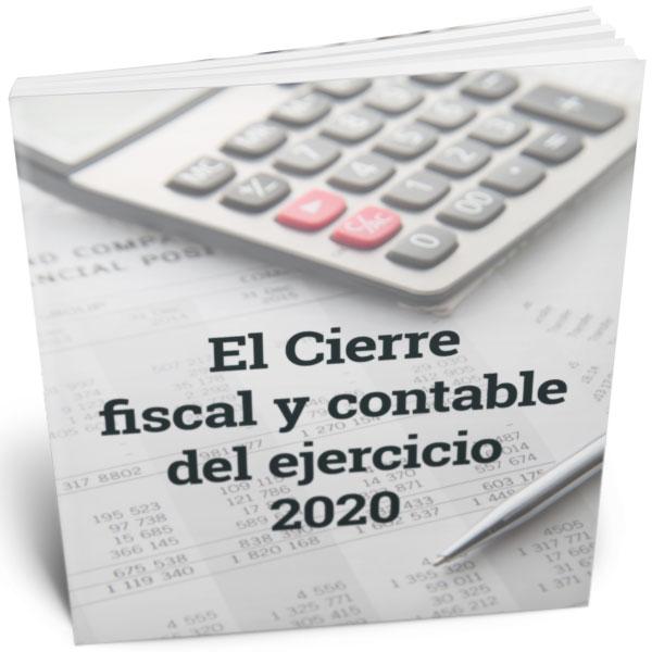 Cierre fiscal y contable 2020